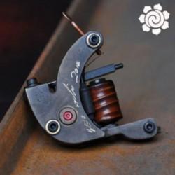 Kylin Handmade Brass Tattoo Machine 20902L