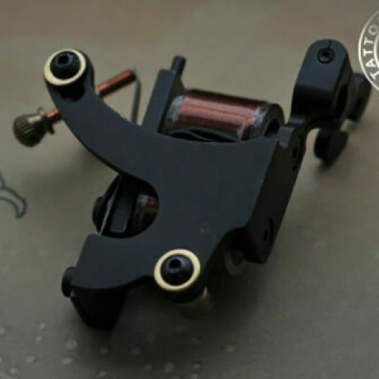 Kylin Handmade IRON Tattoo Machine YK6+YK7
